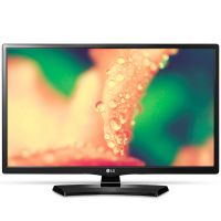 LG 28 Inch Ultra Slim HD LED TV front view