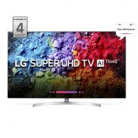 LG SUHD TV WITH AI TECHNOLOGY
