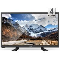 ECO+ 24D150B 24 Inch LED TV front view
